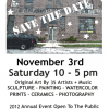 Mid-City Studios Artist Open House Novemeber