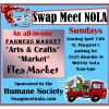 Swap Meet NOLA in Mid-City this Sunday
