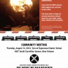 We Won't be Railroaded Community Meeting