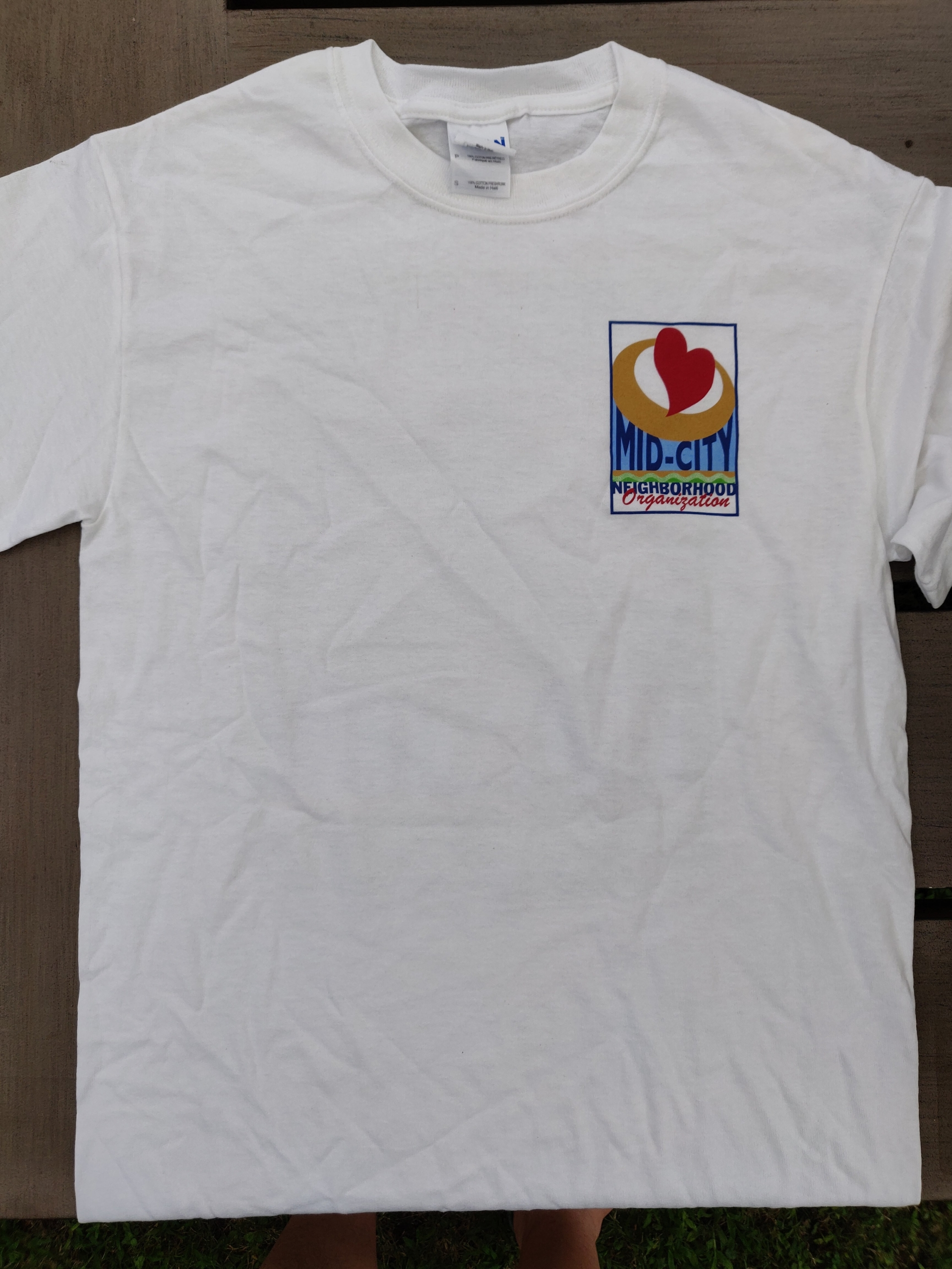 Mid-City T-Shirt front